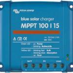 Régulateur de charge solaire MPPT-Victron-100-15