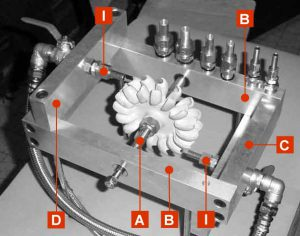 Conception et construction mécanique d'une pico turbine hydroélectrique